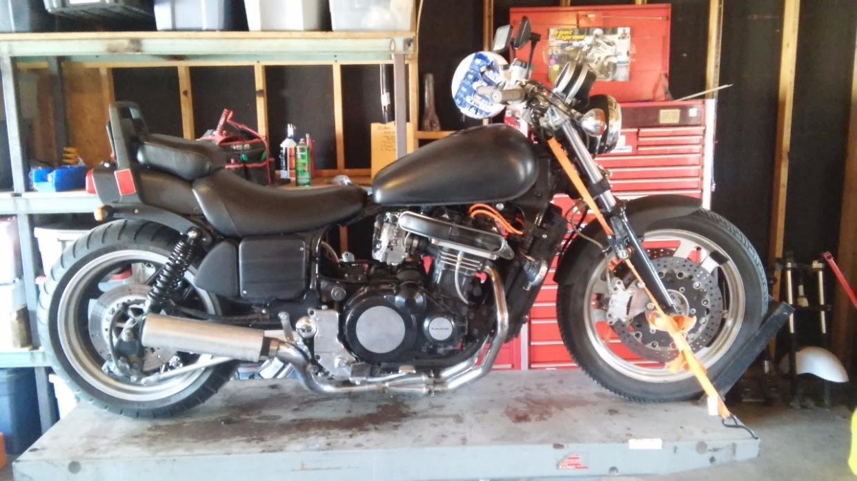 2014 Kawasaki EX300BEF
