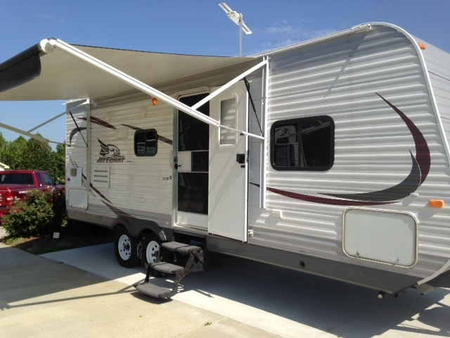 2015 Jayco Jay Flight 24RBS