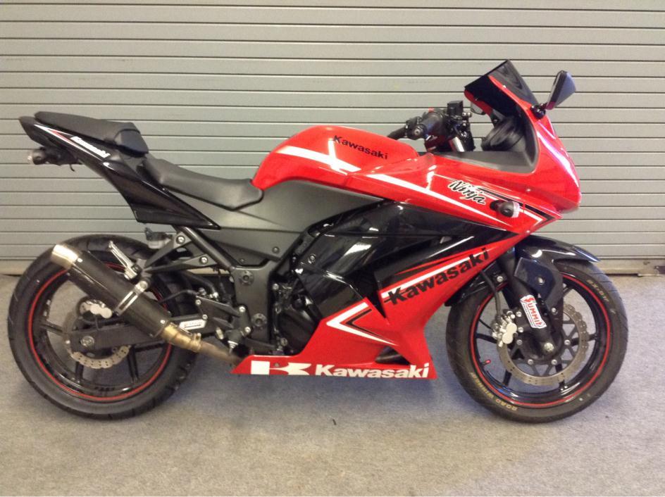 kawasaki ninja 250 motorcycles for sale in warren ohio. Black Bedroom Furniture Sets. Home Design Ideas
