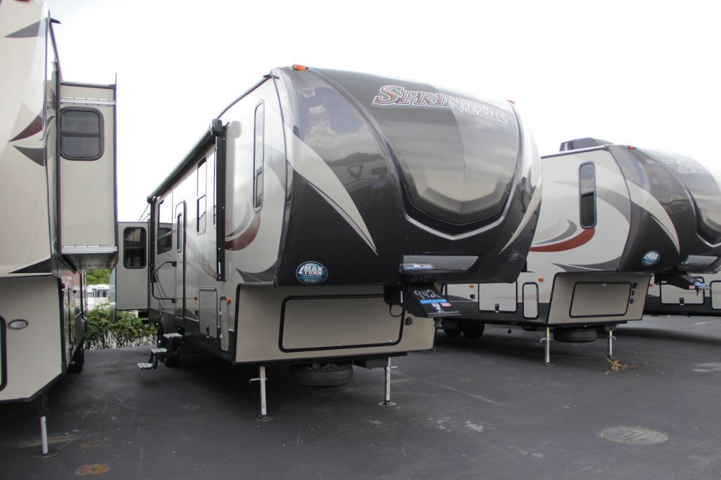 Keystone Sprinter Wide Body 353fwden RVs For Sale