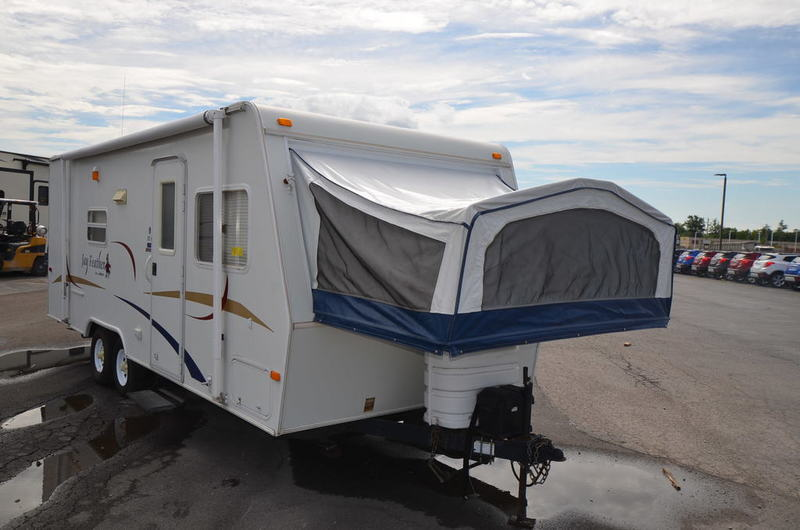 2005 Jayco Travel Trailer Rvs For Sale