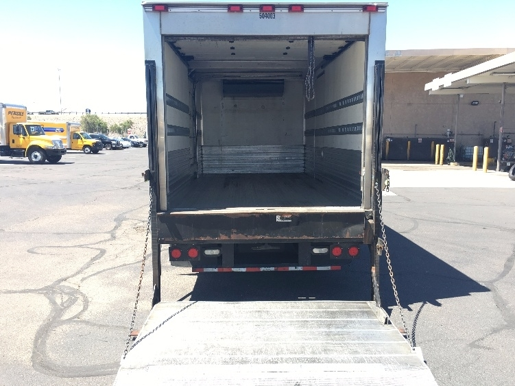 2007 Gmc W4500  Refrigerated Truck