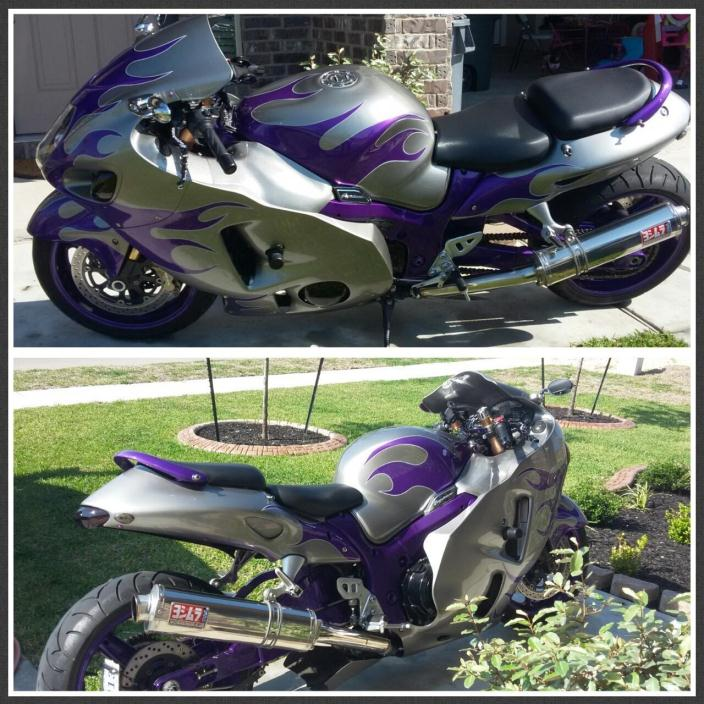 13000 Hayabusa Motorcycles For Sale