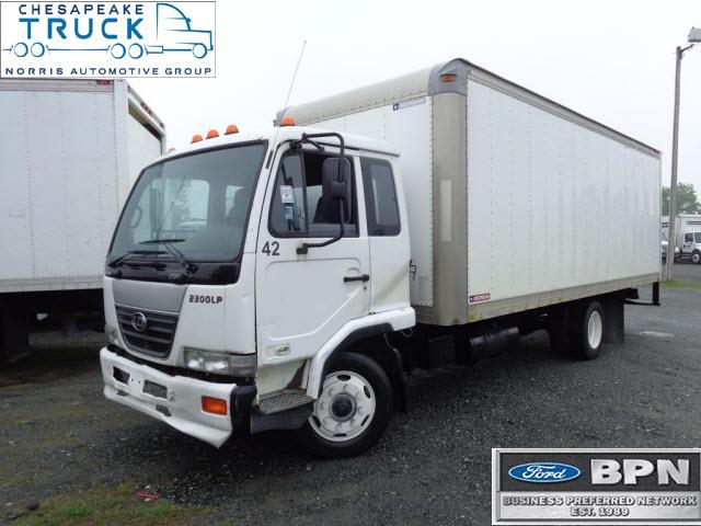 2007 Ud 2300lp  Box Truck - Straight Truck