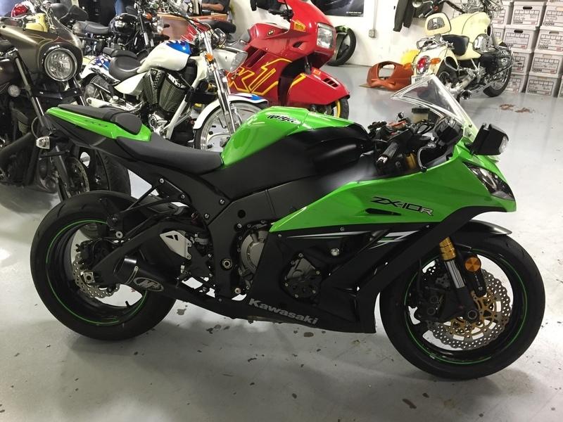 2013 Kawasaki Ninja 1000 ABS ZX1000HDF