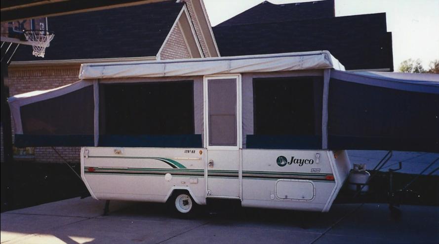 1997 Jayco Jay Series 1207