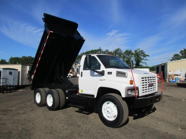 2005 Gmc Topkick C8500 Dump Truck