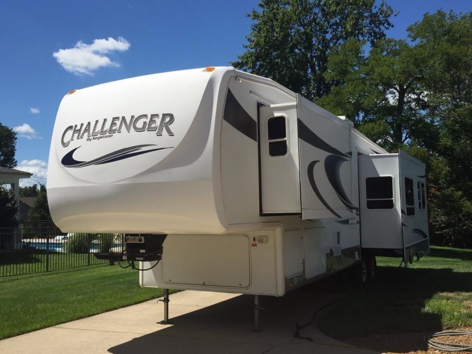 2007 Keystone Challenger 34TLB