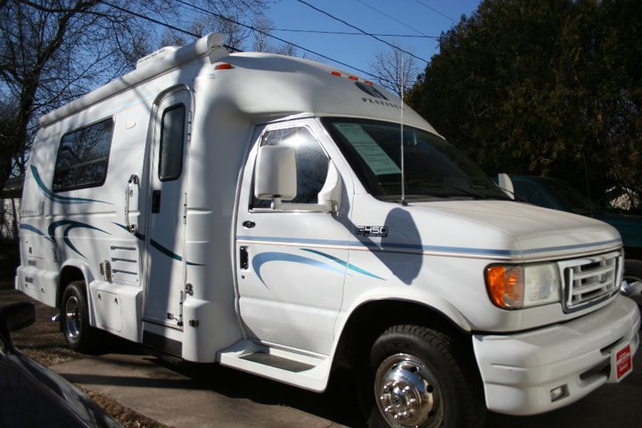 2003 Coach House Platinum 232xl