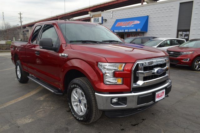 2015 Ford F150  Extended Cab