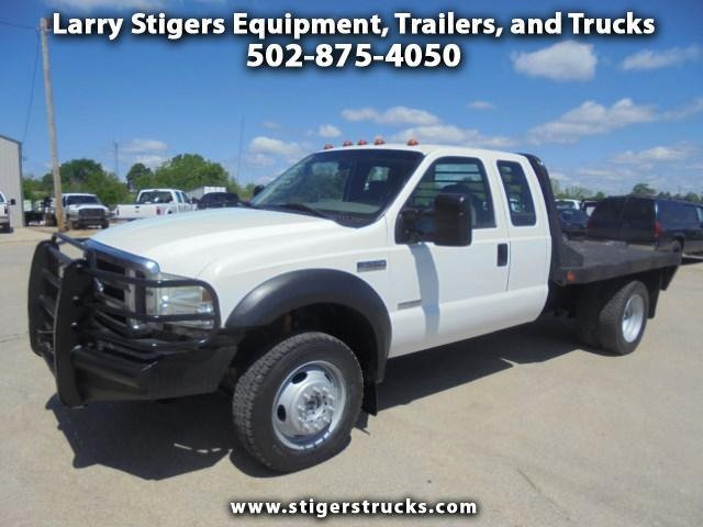 2006 Ford F-550  Flatbed Truck