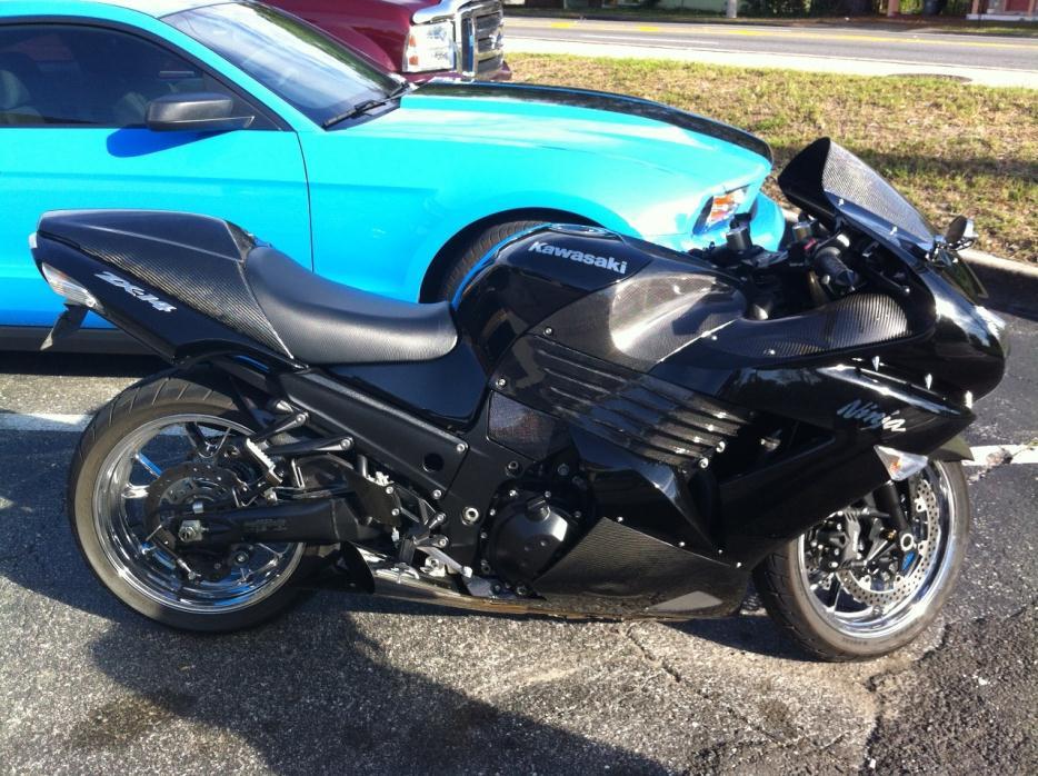 2007 Kawasaki Ninja 1000 Motorcycles for sale