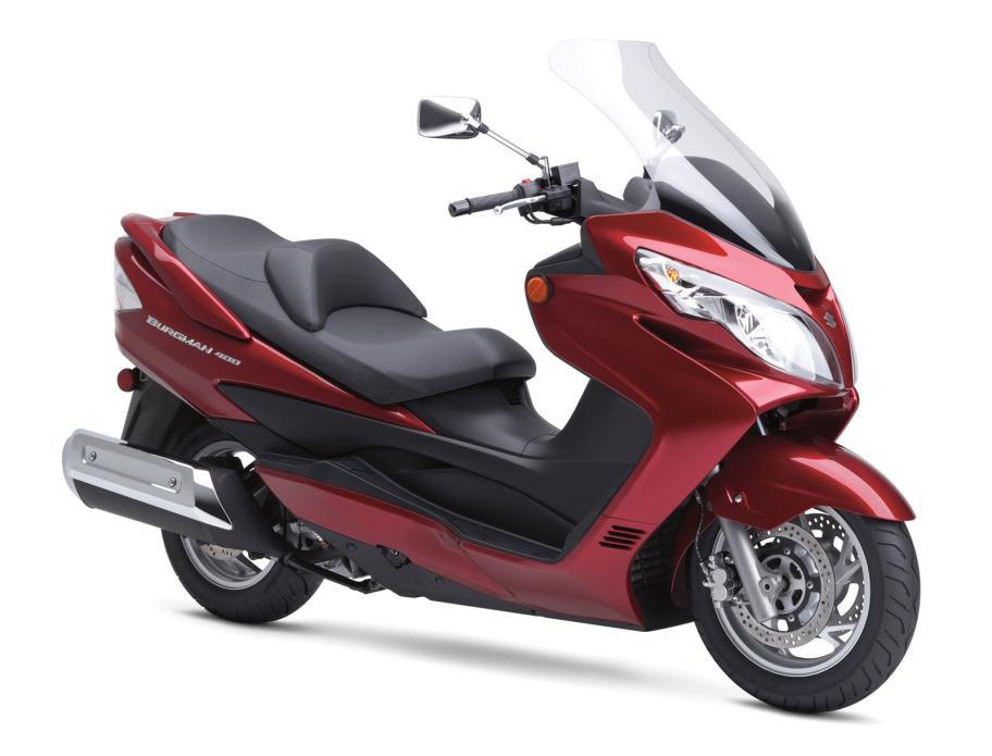 Suzuki Burgman For Sale Hampshire