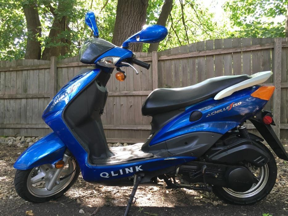 2008 Qlink Achilles 150