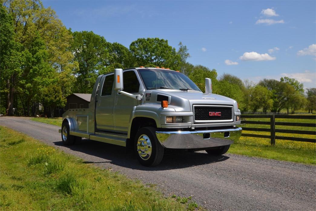 2004 Gmc Topkick C4500 Fuel Truck - Lube Truck