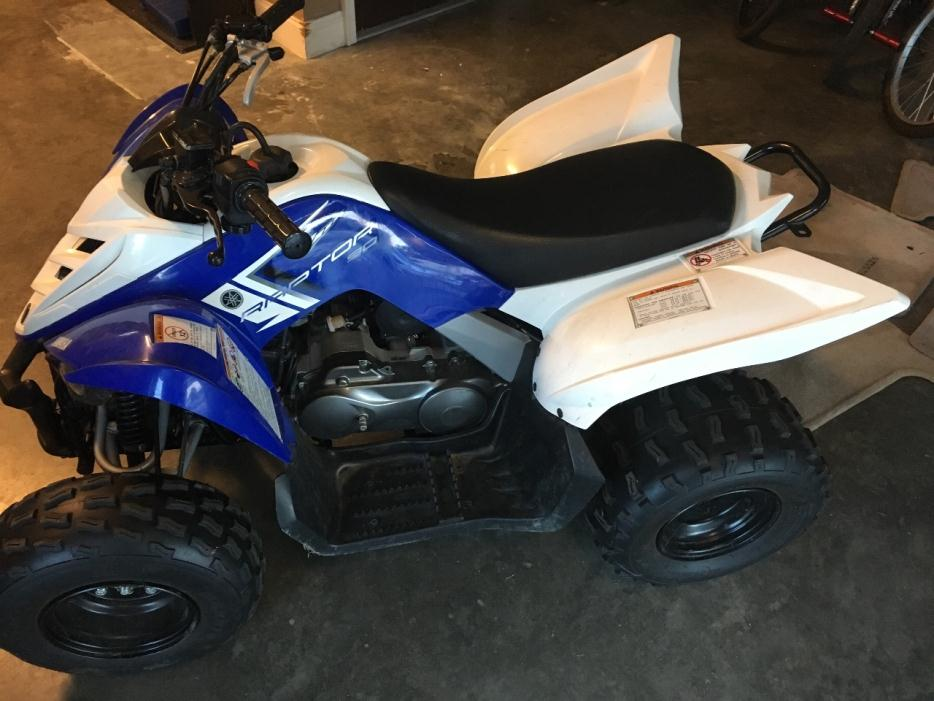 2013 yamaha raptor 90 motorcycles for sale for Yamaha dealer garner nc