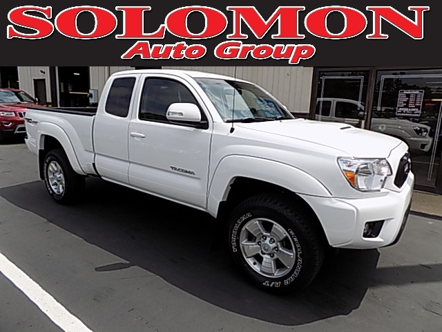 2014 Toyota Tacoma Access Cab Trd Sport 4x4  Extended Cab