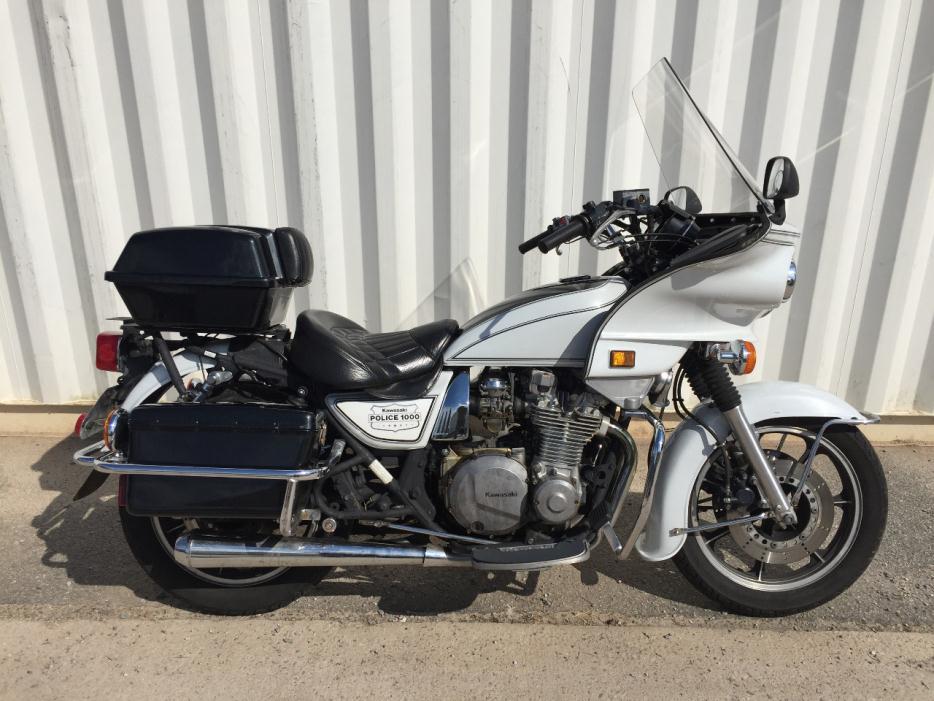 Kawasaki Kz1000 Police motorcycles for sale in Georgia