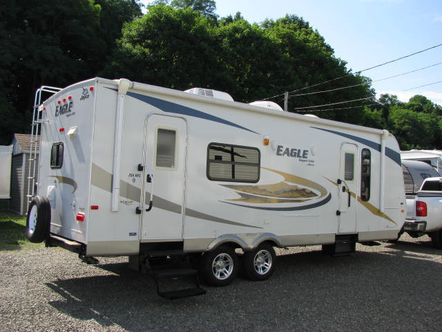 2010 Jayco EAGLE SUPER LITE 256RKS