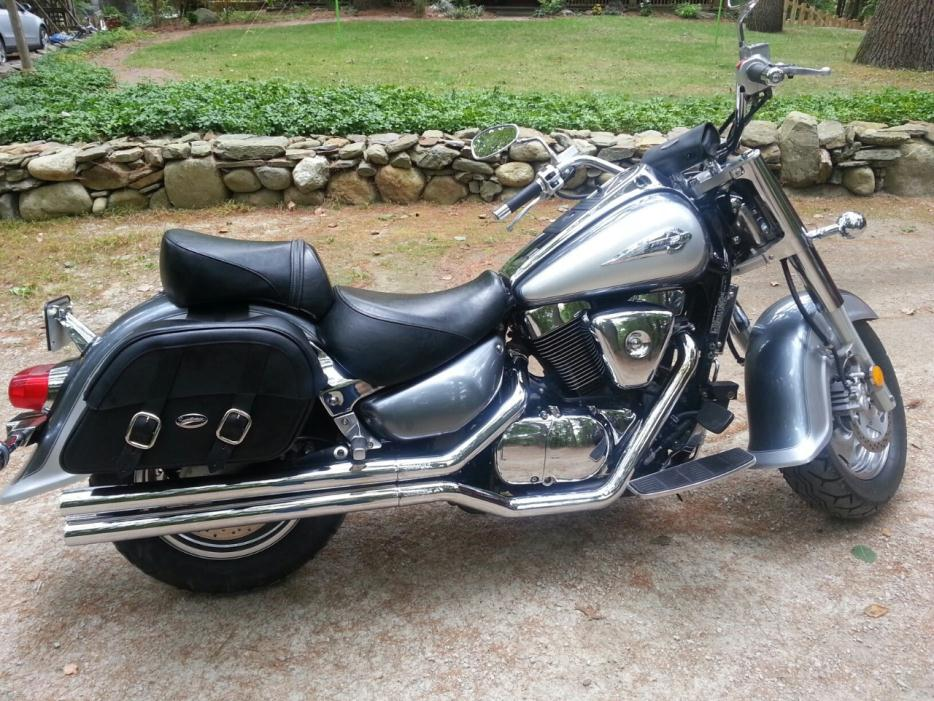 2005 suzuki boulevard c50 vl800 motorcycles for sale. Black Bedroom Furniture Sets. Home Design Ideas
