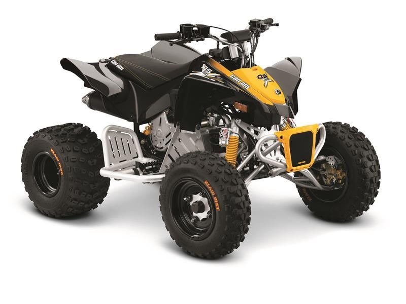 2016 Can-Am DS 90 X