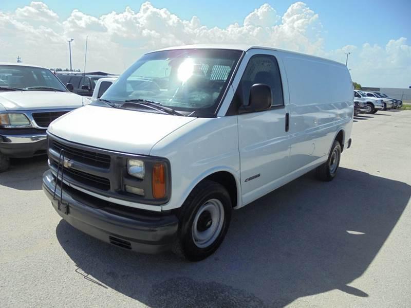 2000 Chevrolet Express Cargo  Cargo Van