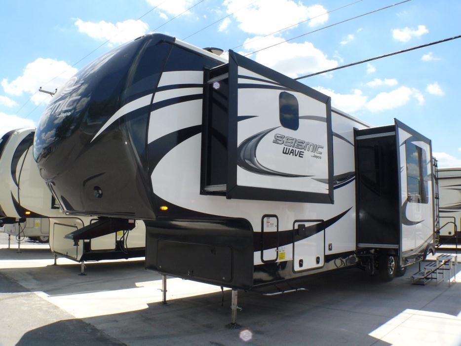 Jayco Seismic Rvs For Sale In Ohio