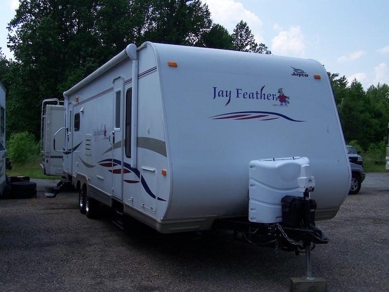 2008 Jayco JAY FEATHER 29D