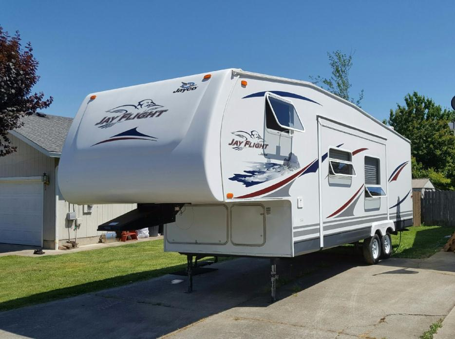 2007 Jayco Jay Flight 27.5BHS