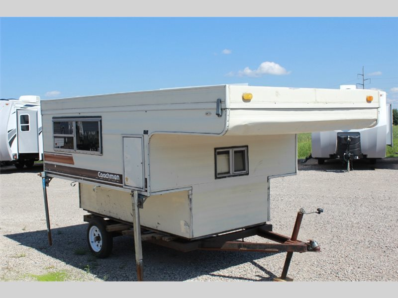 1984 Coachmen Rv Coachmen 8 Pop Up