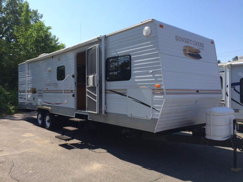 2008 Sunset Creek 312BHDS