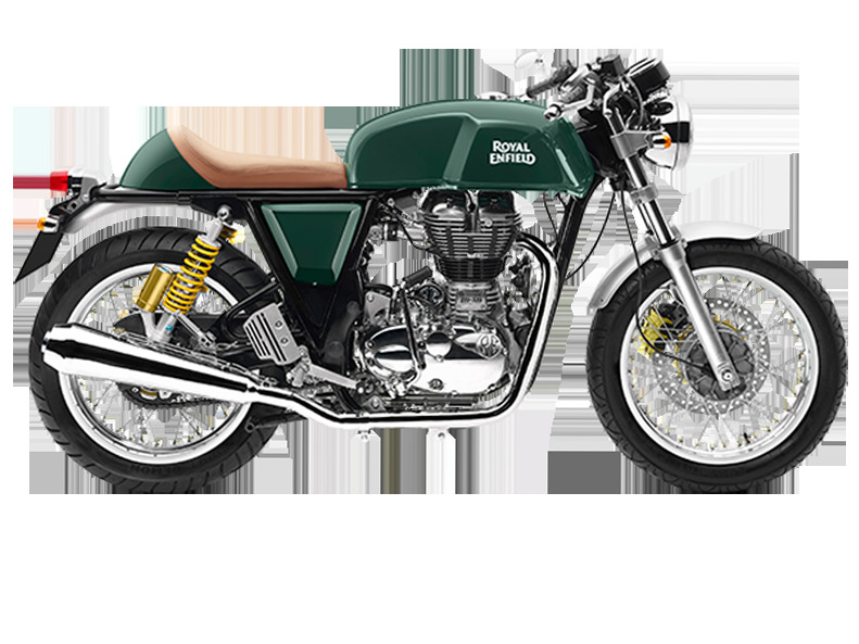 2016 Royal Enfield Royal Enfield Continental GT