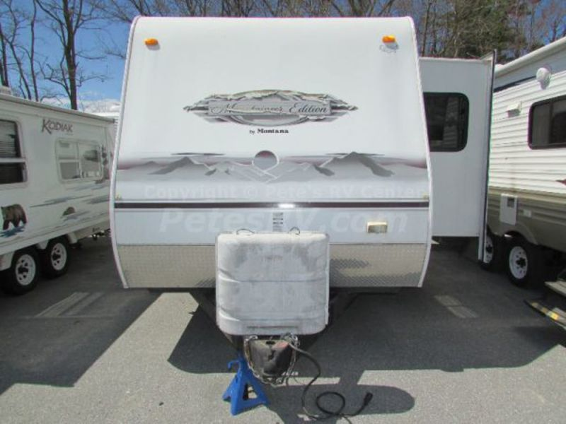 Mountaineer 32 Rvs For Sale