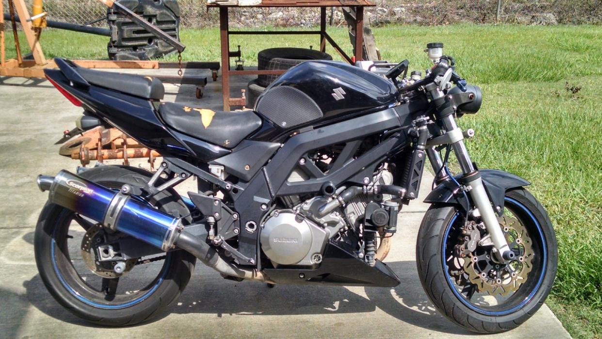 2001 Suzuki GSXR600