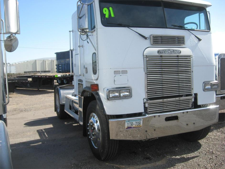Cabover Truck for sale in Arizona