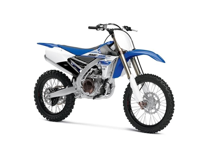 Yamaha Yz450f Team Yamaha Blue White motorcycles for sale