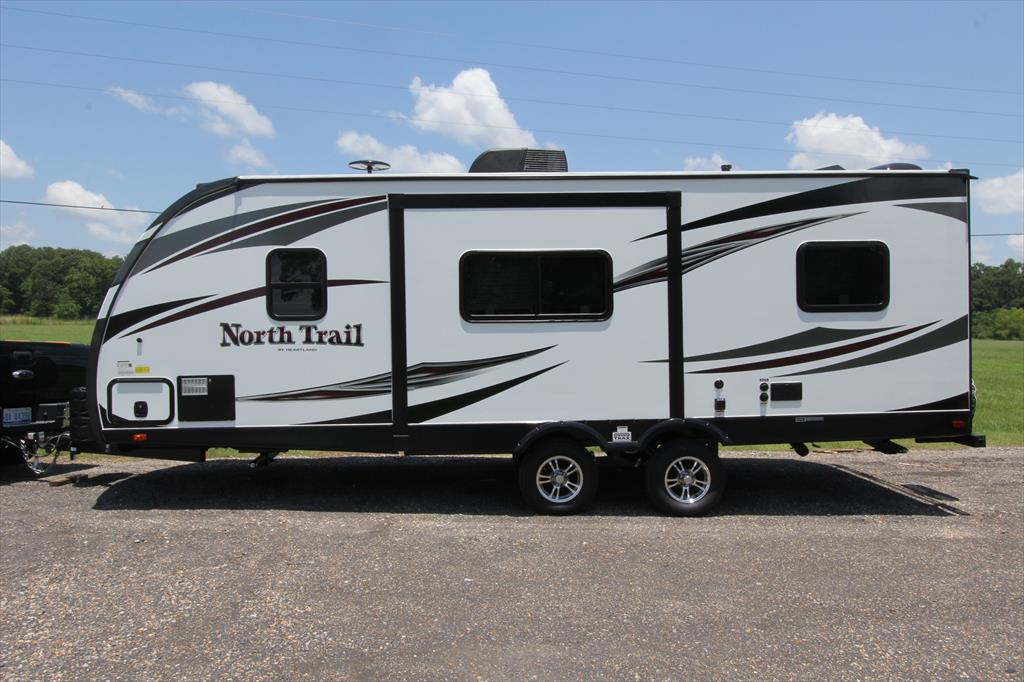 2017 Heartland Rv North Trail 24BHS