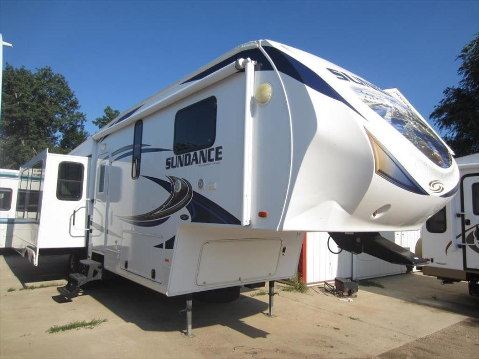 2012 Heartland Rv Sundance SD 3200RE