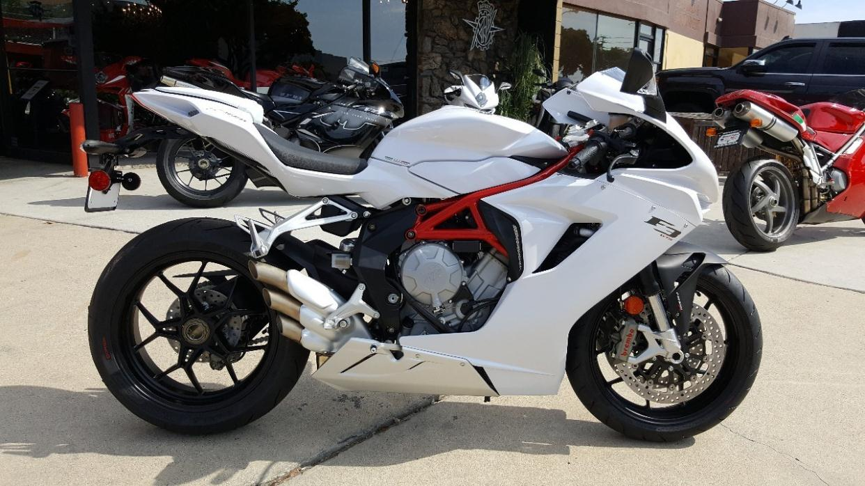 mv agusta f3 motorcycles for sale in costa mesa california. Black Bedroom Furniture Sets. Home Design Ideas