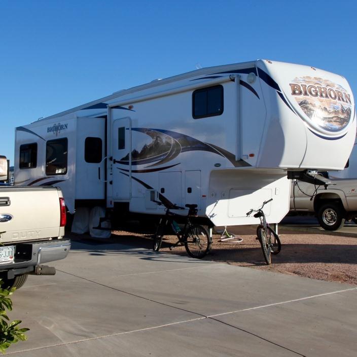 2011 Heartland Bighorn 3185RL