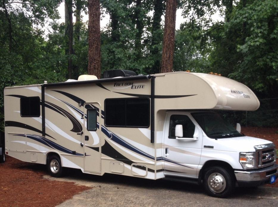 2014 thor motor coach freedom elite rvs for sale for 2014 thor motor coach
