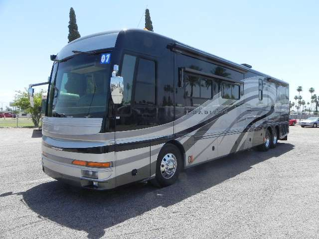 2007 Fleetwood TRADITION 42 R