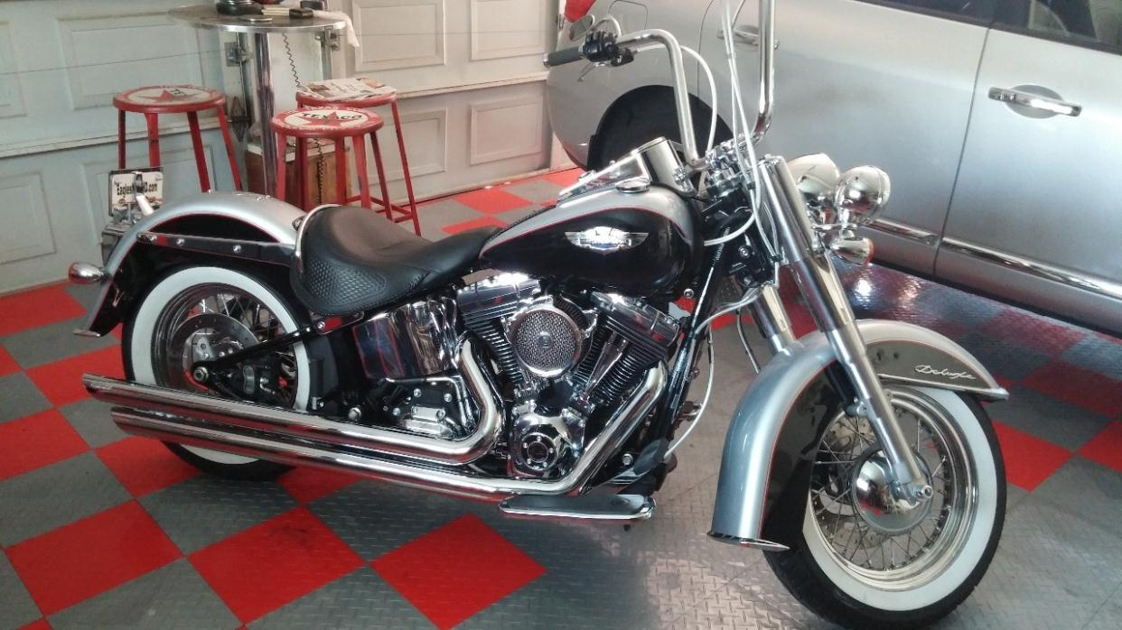 Harley Davidson Softail Motorcycles For Sale In Modesto