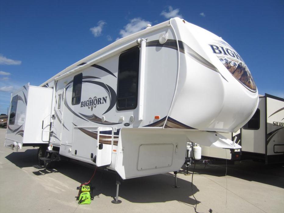 2013 Heartland Rv Bighorn BH 3070RL