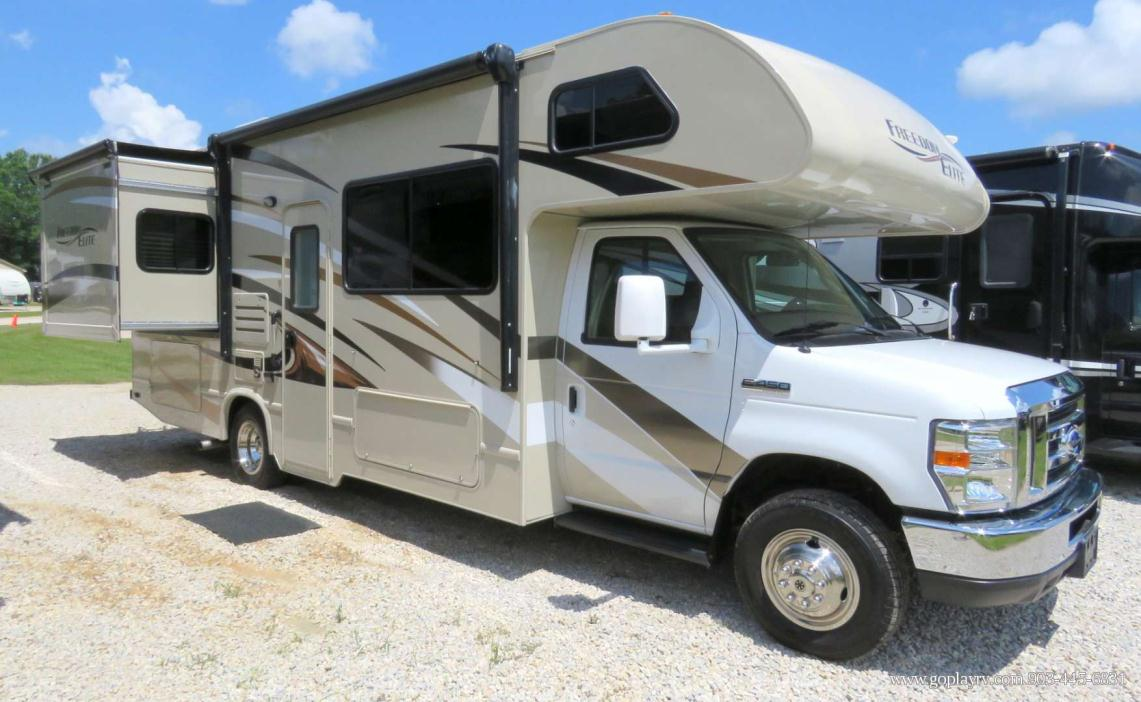 Thor Motor Coach Freedom Elite 26fe Rvs For Sale