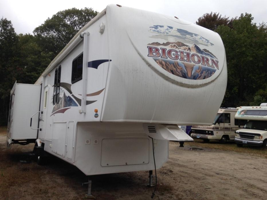 2009 Heartland Big Horn 3370RL
