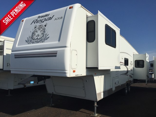 2004 Prowler 5th Wheel RVs For Sale