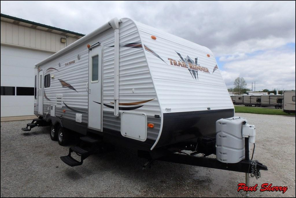 2014 Heartland Trail Runner 25rl RVs for sale