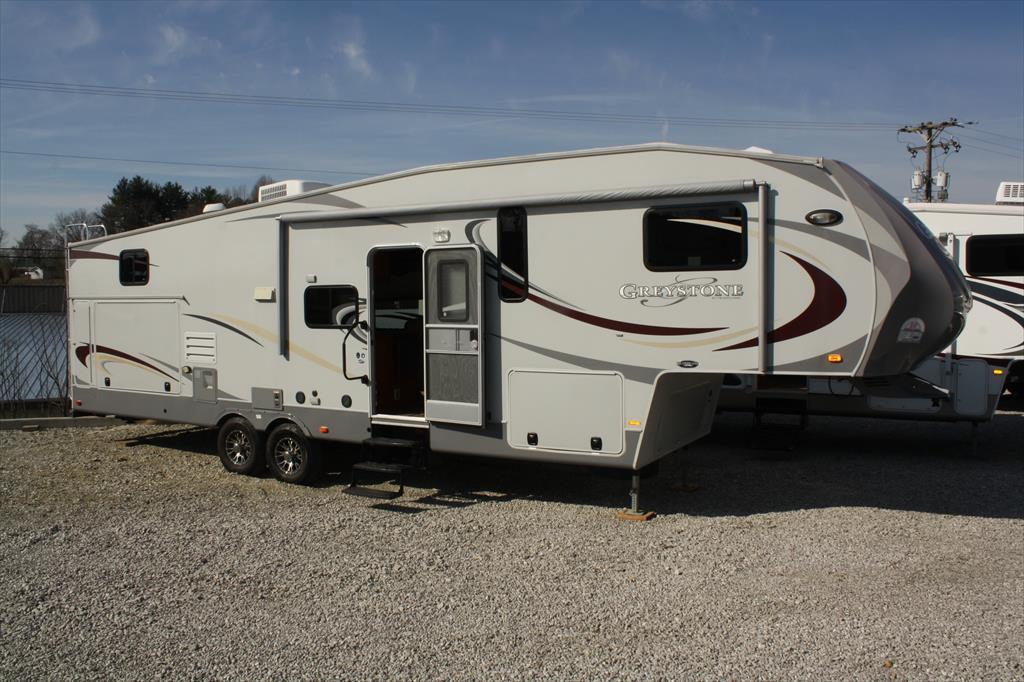heartland greystone gs 33ck rvs for sale in kentucky. Black Bedroom Furniture Sets. Home Design Ideas