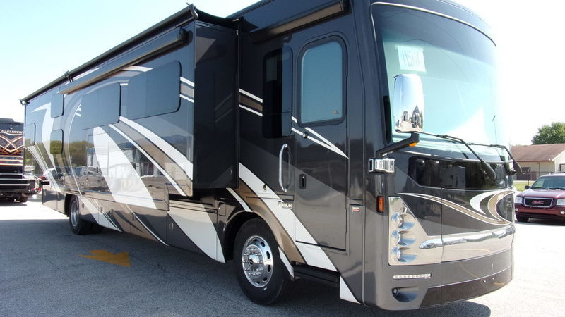 Thor Tuscany Xte 40bx Bunkhouse Rvs For Sale In Elkhart